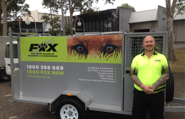 FOX Mowing & Gardening